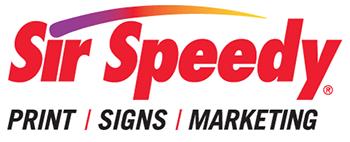 Sir Speedy Print, Signs, Marketing Logo